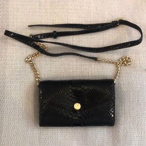 Michael Kors snake skin wallet purse